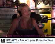 Amber on The Joe Rogan Experience